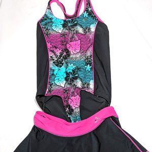 NWT Gerry Girl's Swimsuit
